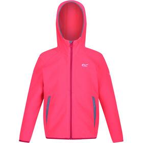 Regatta Thirl Veste Fille, neon pink
